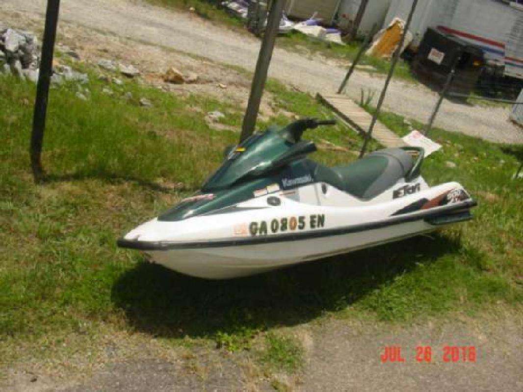 1998 KAWASAKI 900 STX Dawsonville GA