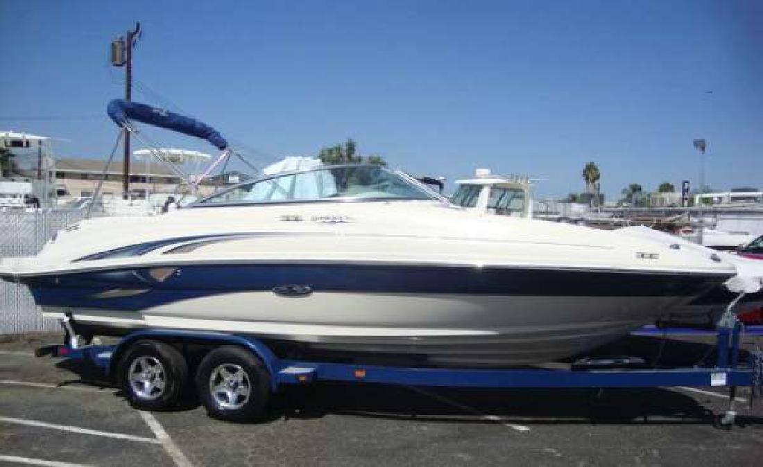 2004 SEA RAY 220 Sun Deck Anaheim CA