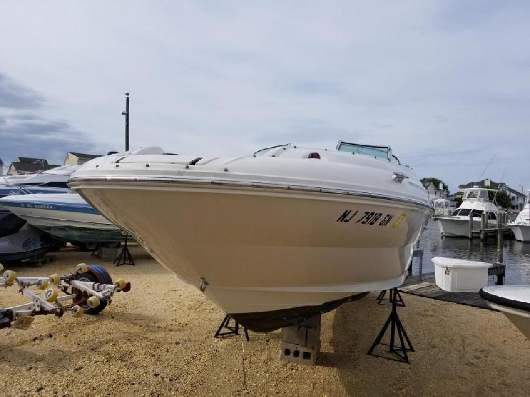 2001 Sea Ray Boats 240 Sun Deck Brick NJ