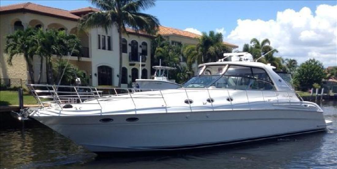 2003 Sea Ray Boats 600 Sun Sport Delray Beach FL