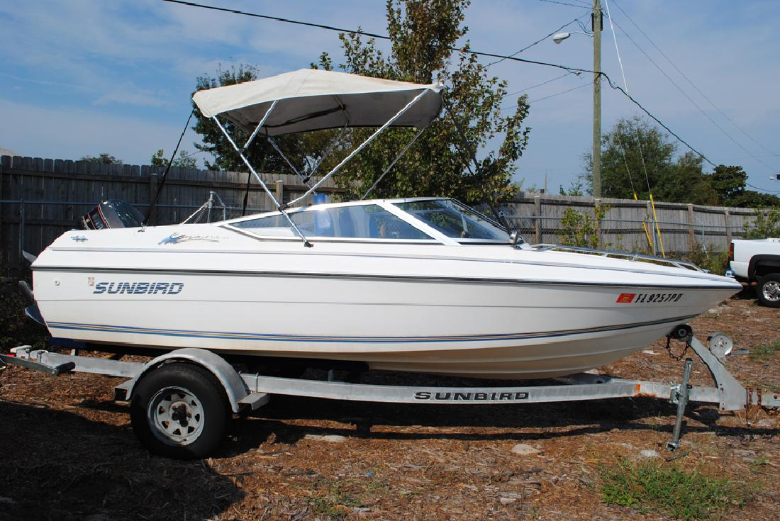 Miles Furniture Pensacola 1993 16' SunBird SB2 for sale in Mary Esther, Florida | All Boat ...