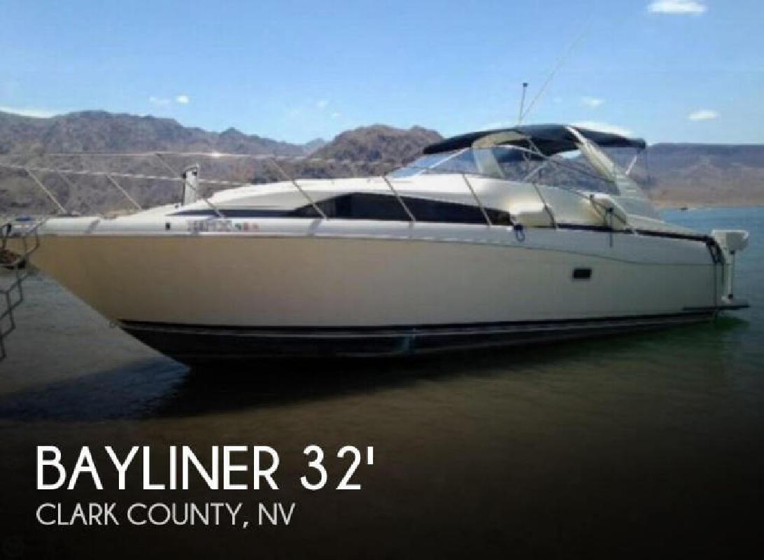1999 Bayliner 3255 Avanti Sunbridge Boulder City NV