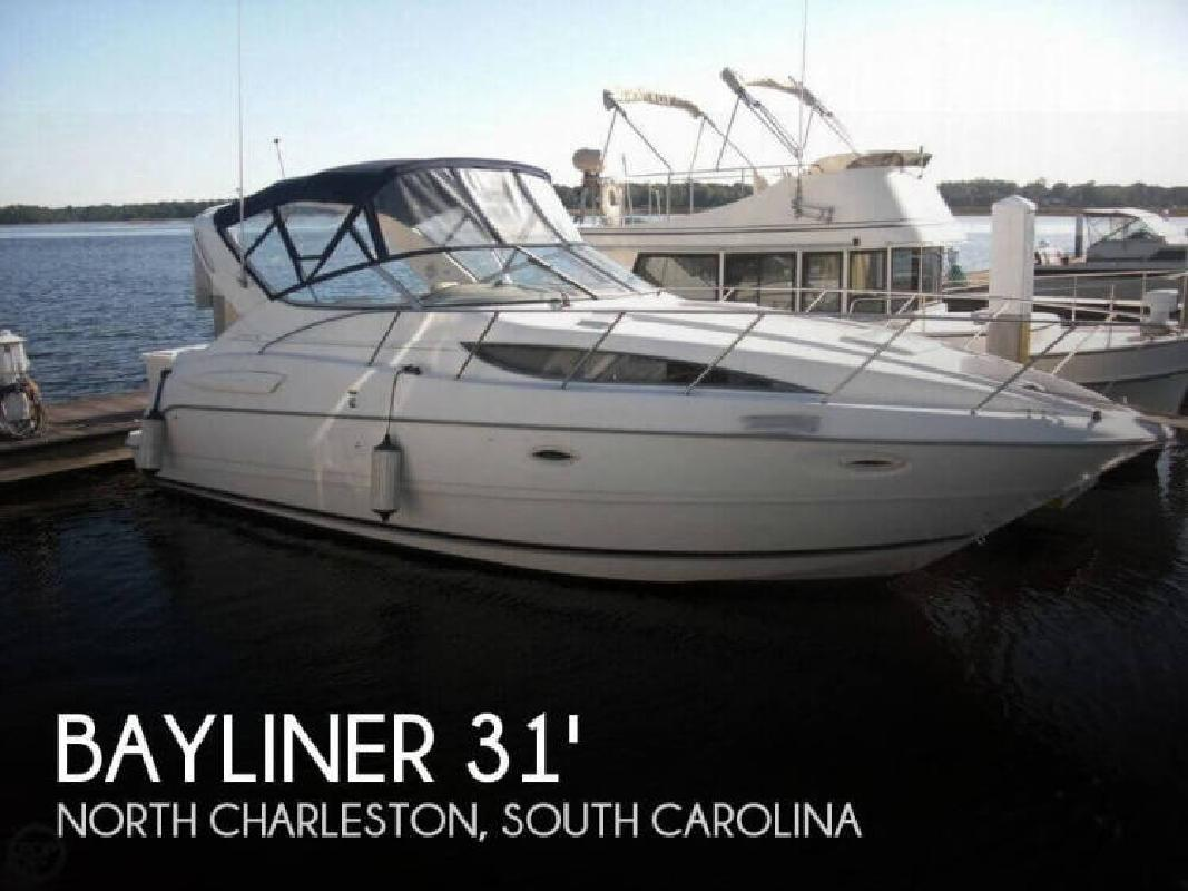 1999 Bayliner 3055 Ciera Sunbridge North Charleston SC