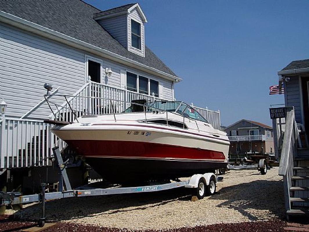 1986 25' Sea Ray Sundancer- New 2007 Engine
