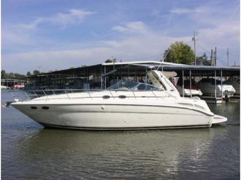 $120,000 OBO 2001 Searay Sundancer 380 DA