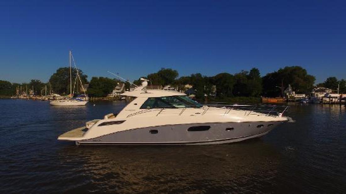 2012 Sea Ray 450 Sundancer Annapolis MD