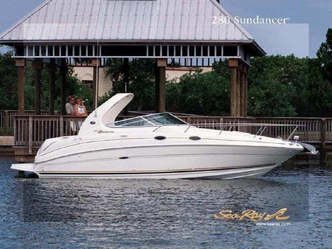 2003 Sea Ray 280 Sundancer Clearwater FL