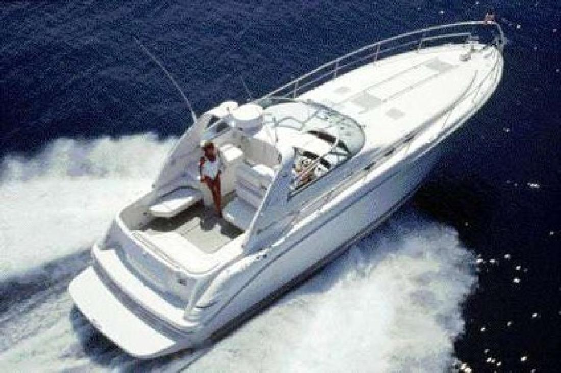 $72,900 OBO 37 SeaRay Sundancer Cruiser