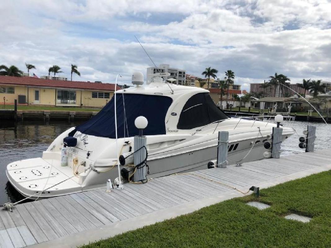 2007 Sea Ray Boats 52 Sundancer Delray Beach FL