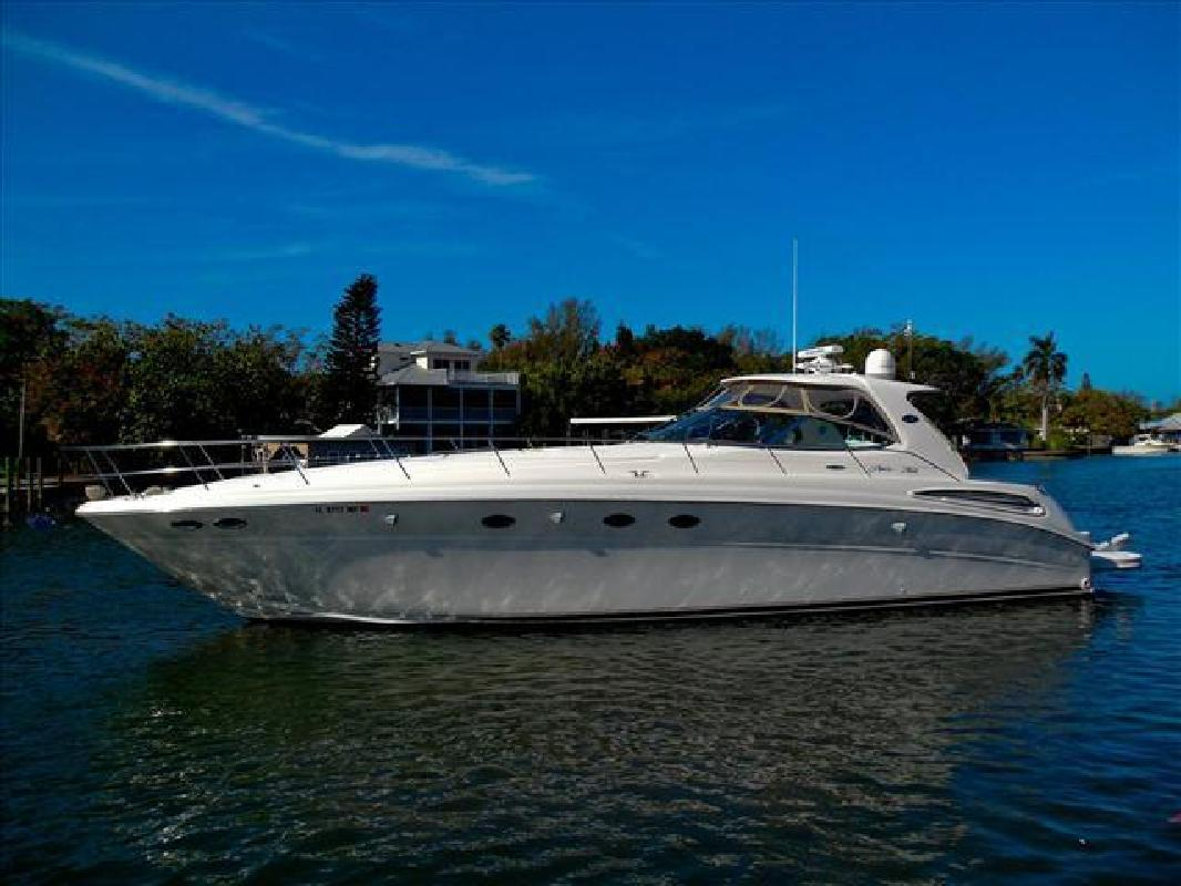 2002 Sea Ray Boats 510 Sundancer Delray Beach FL