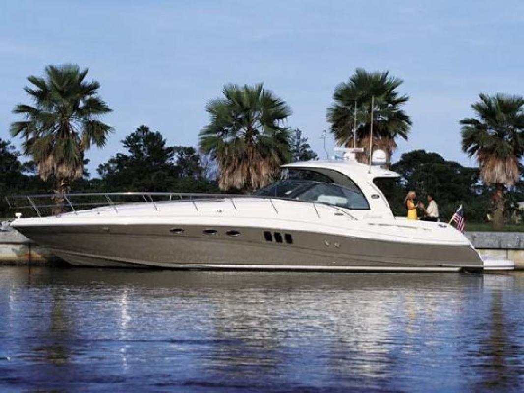 2006 Sea Ray Boats 52 Sundancer Delray Beach FL