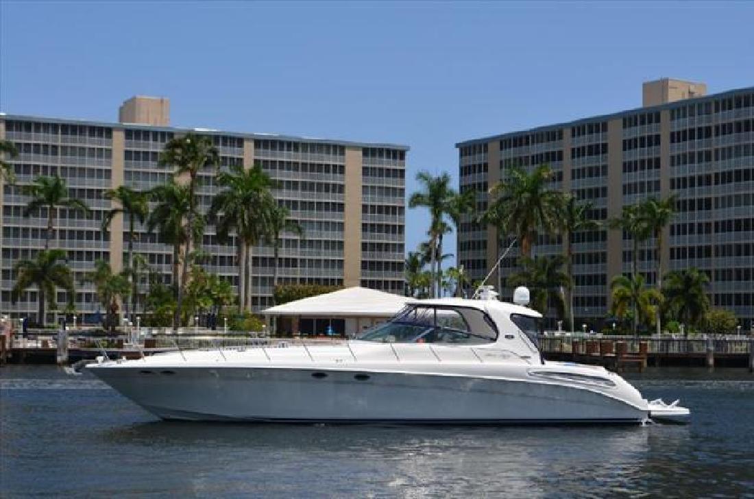 2004 Sea Ray Boats 550 Sundancer Delray Beach FL