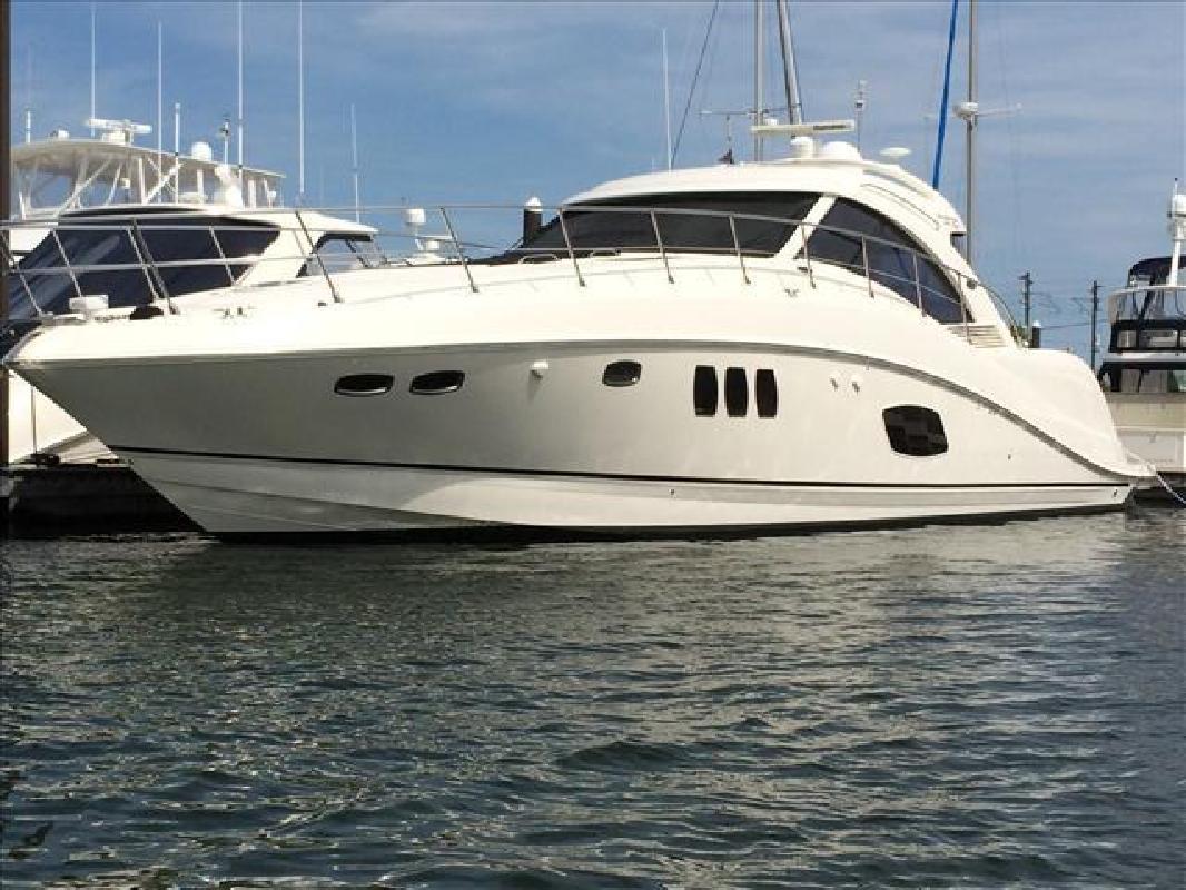 2010 Sea Ray Boats 580 Sundancer Delray Beach FL