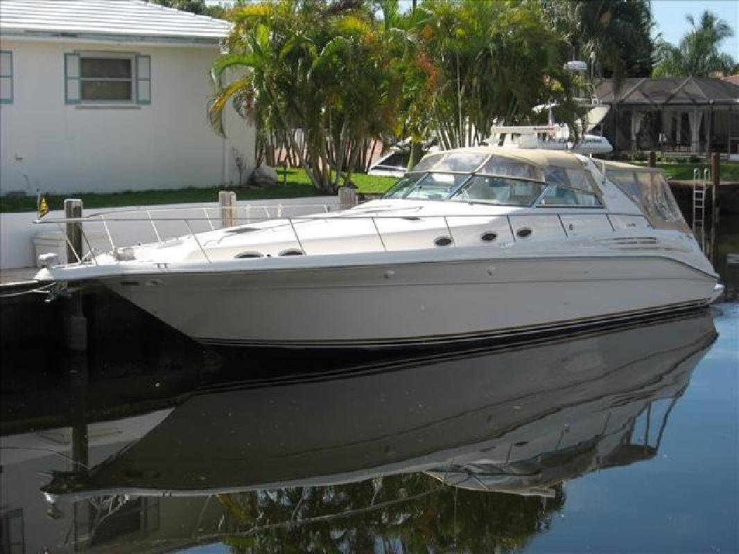 1995 Sea Ray Boats 450 Sundancer Delray Beach FL