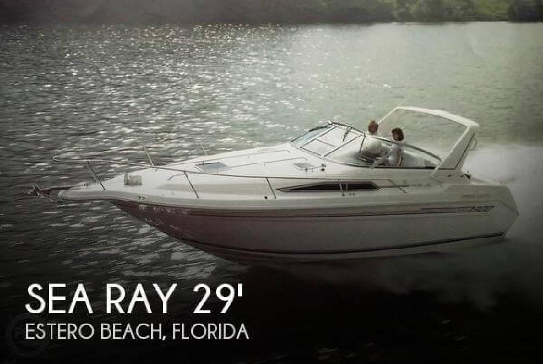 1993 Sea Ray Boats 300 Sundancer Estero Beach FL