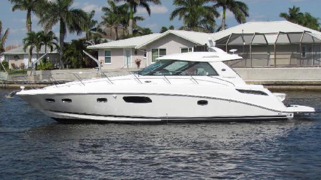 2010 Sea Ray 450 Sundancer Ft Myers FL