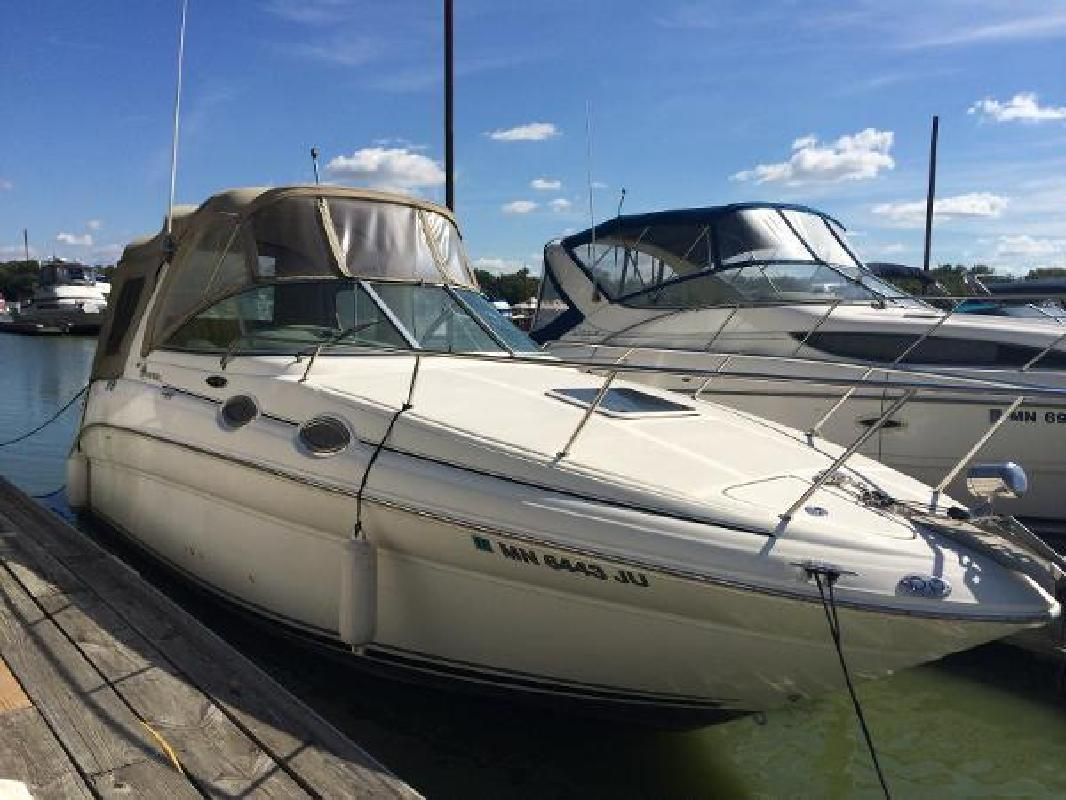 2004 Sea Ray 260 Sundancer Hastings MN