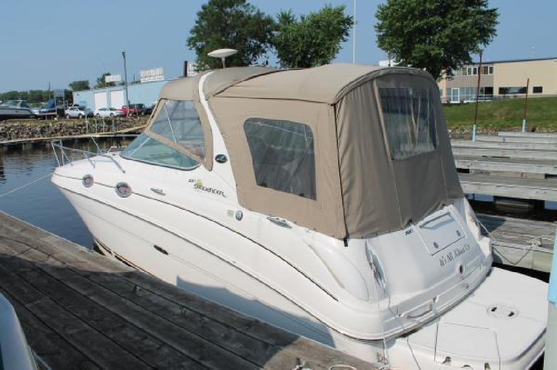 2002 Sea Ray 280 Sundancer Hastings MN
