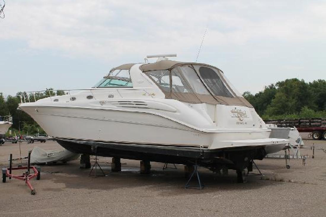1998 Sea Ray 450 Sundancer Hastings MN