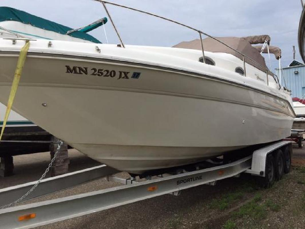 1996 Sea Ray 270 Sundancer Hastings MN