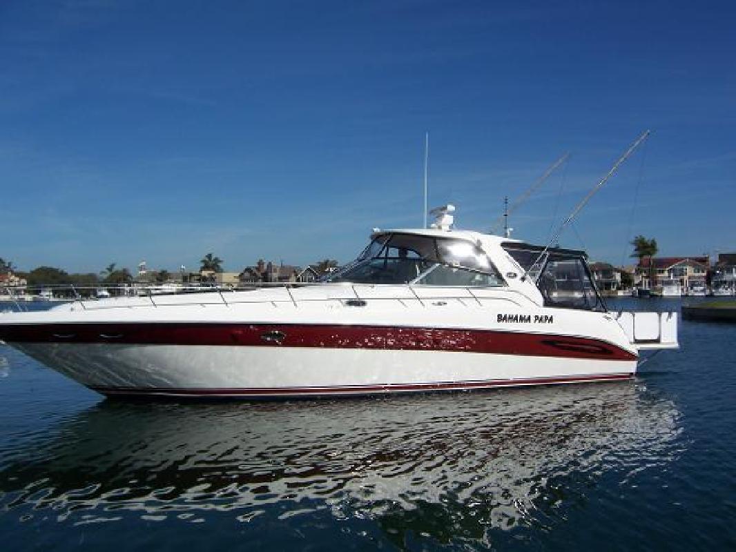 2003 Sea Ray 460 Sundancer Huntington Harbor CA