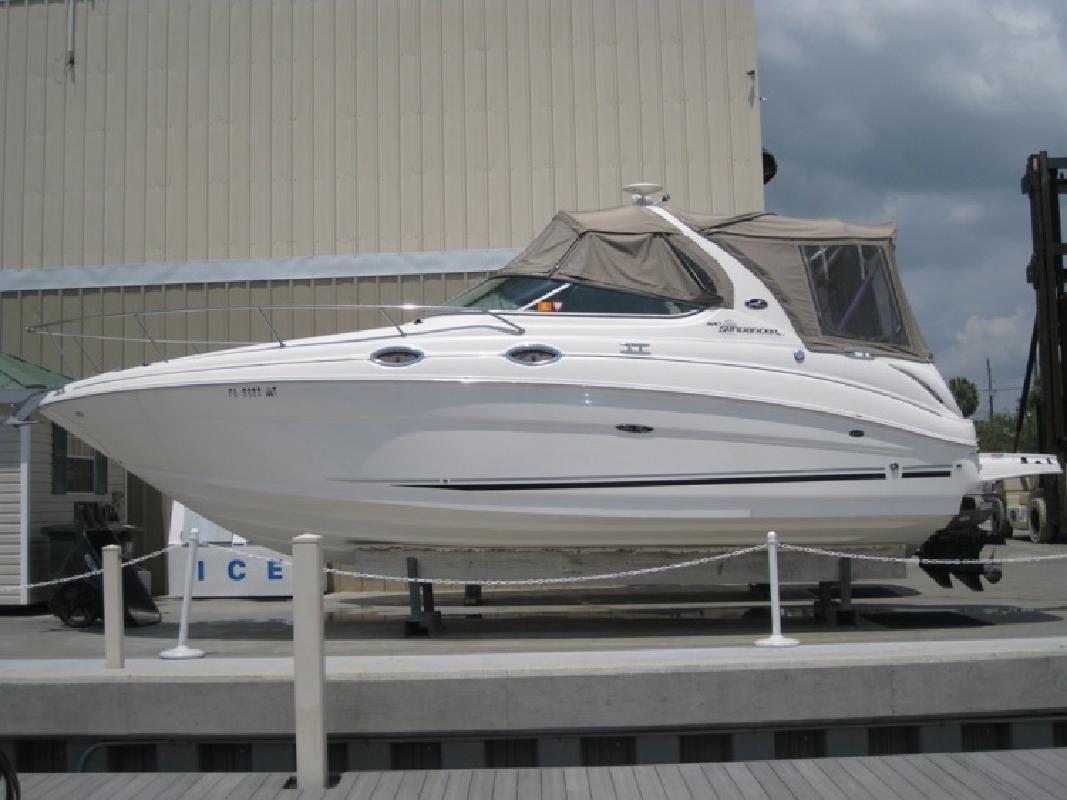 2005 Sea Ray 280 Sundancer in Tampa, FL