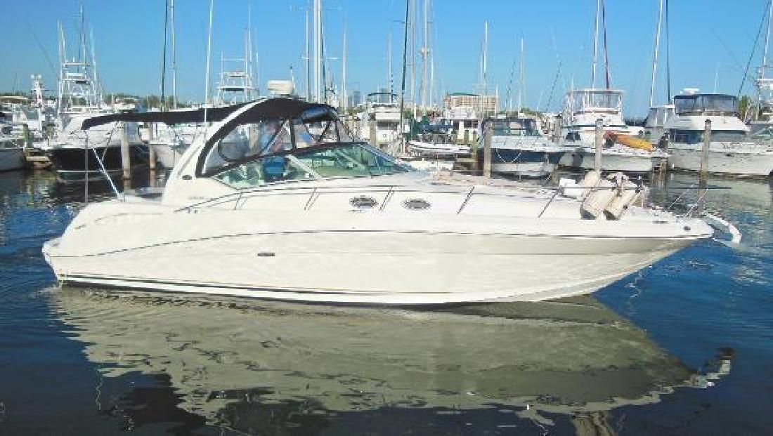 2003 Sea Ray 340 Sundancer Miami FL