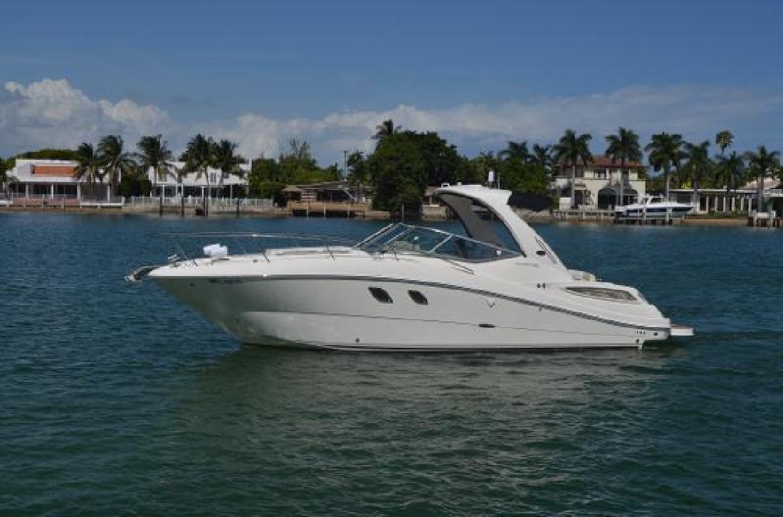2013 Sea Ray Sundancer Miami FL