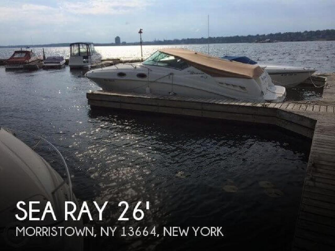 2005 Sea Ray Boats 260 Sundancer New Bern NC