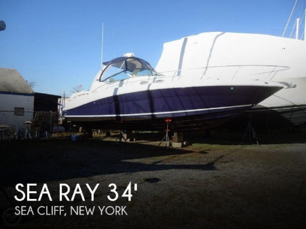 2006 Sea Ray Boats 340 Sundancer Sea Cliff NY