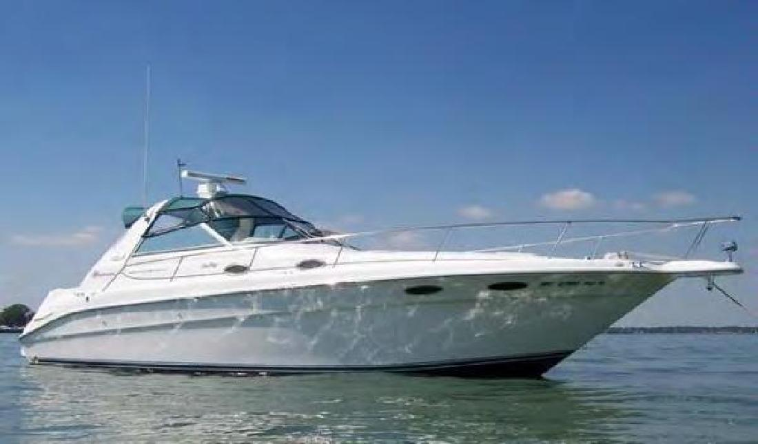 1996 Sea Ray Sundancer Seattle WA