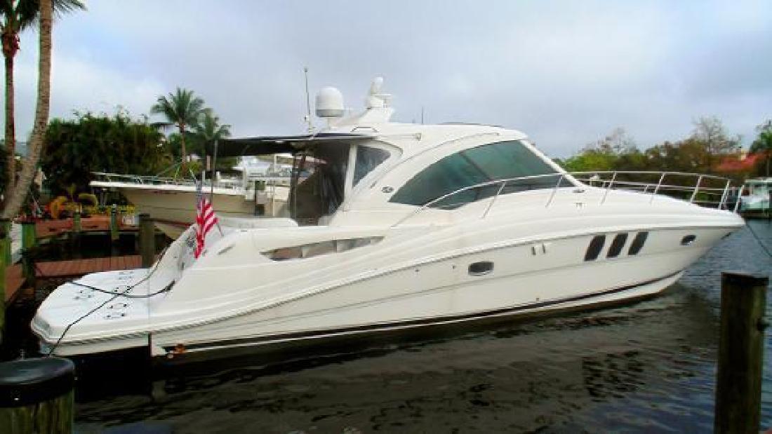 2007 Sea Ray 48 Sundancer Stuart FL