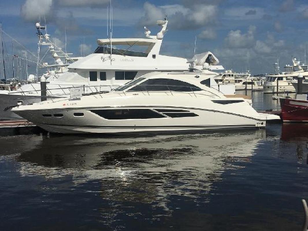 2015 Sea Ray 510 Sundancer Stuart FL