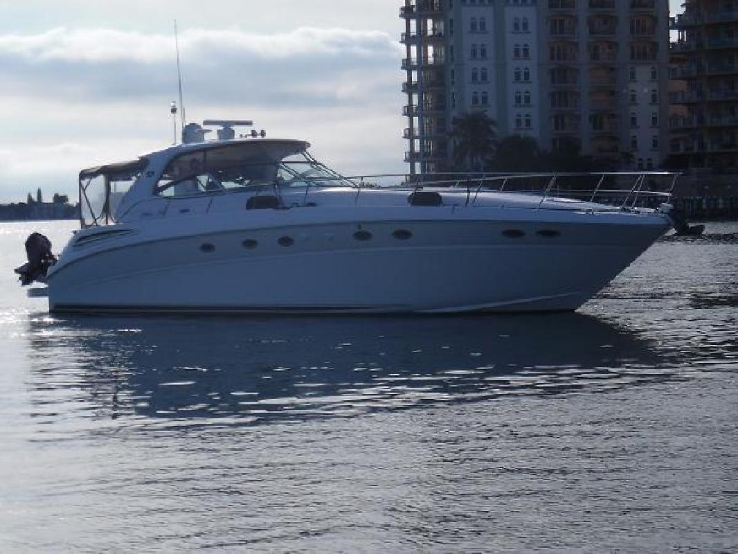 2002 Sea Ray 510 Sundancer Stuart FL