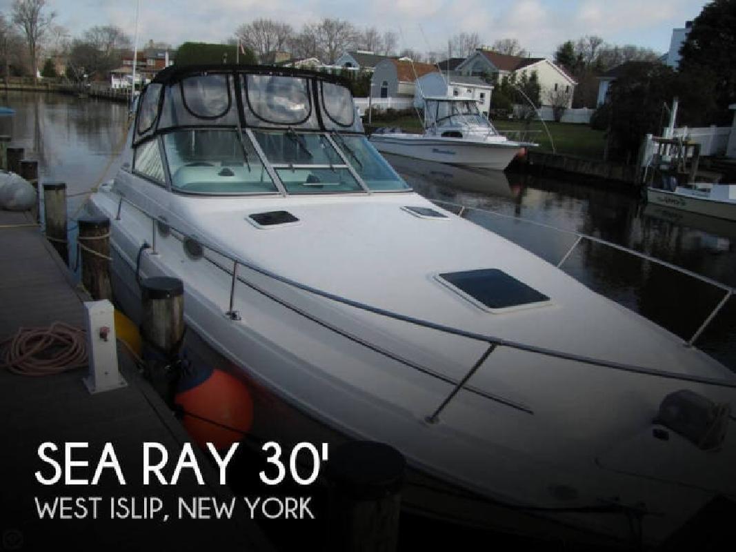 1994 Sea Ray Boats 300 Sundancer West Islip NY