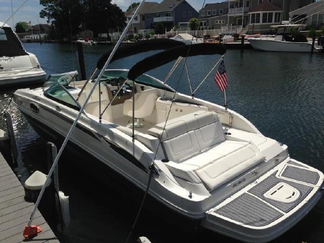 2012 Sea Ray 260 Sundeck Brick NJ