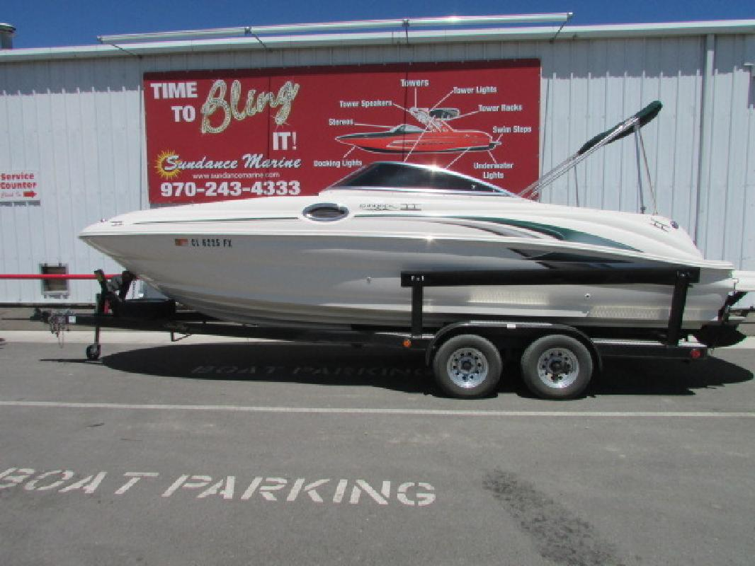 2003 Sea Ray Boats 240 Sundeck Grand Junction CO