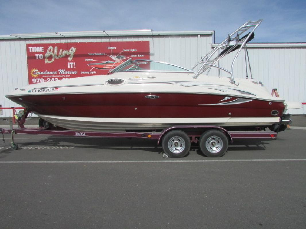 2006 Sea Ray Boats 240 Sundeck Grand Junction CO