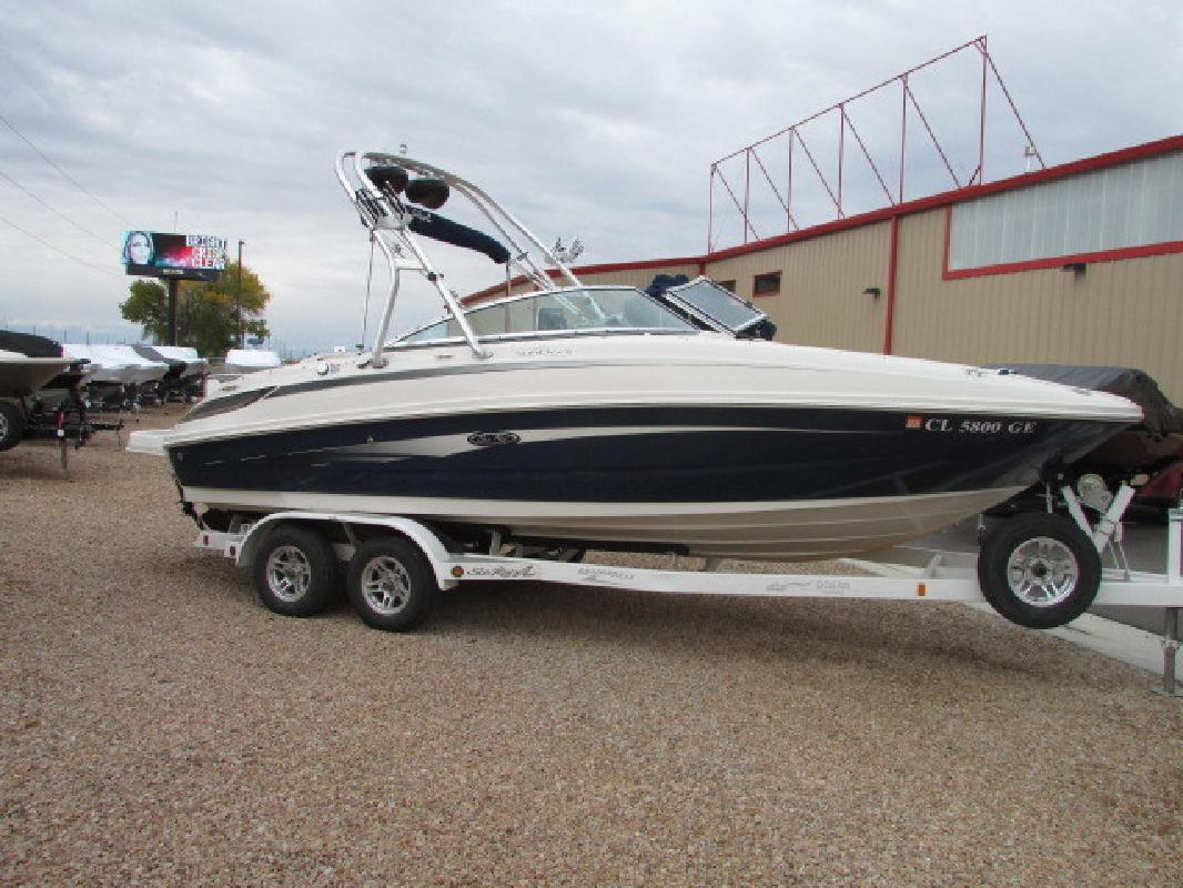 2008 Sea Ray 230 Sundeck GRAND JUNCTION CO