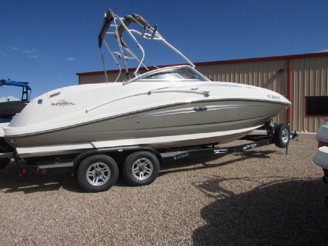 2007 Sea Ray 260 Sundeck GRAND JUNCTION CO