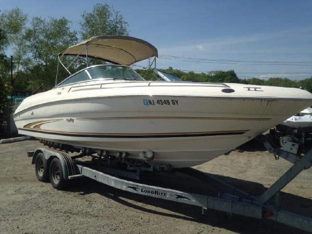 2000 Sea Ray 260 Sundeck Lake Hopatcong NJ for sale in Lake