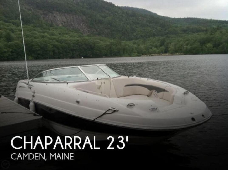 2004 Chaparral Boats 236 Sunesta Camden ME
