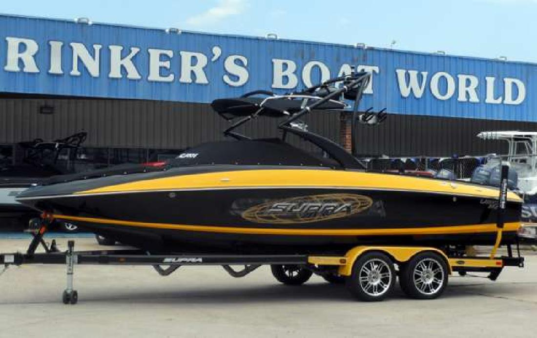 2011 24' Supra Sunsport 242 for sale in Houston, Texas | All Boat