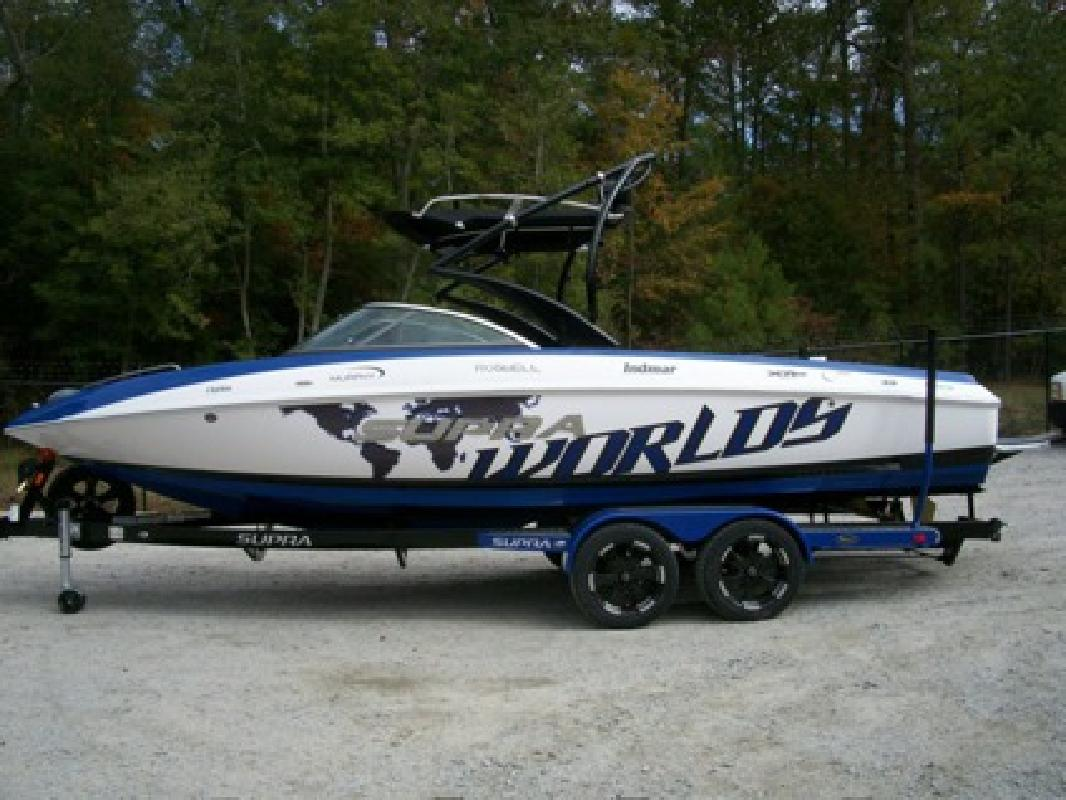 2012 Supra 242 Sunsport Worlds Edition for sale in Irmo