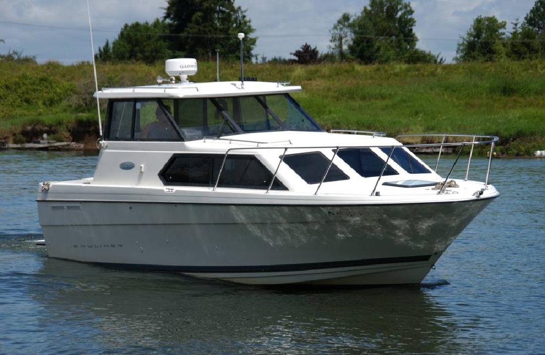 2001 28 Bayliner 2859 Super Sedan Cruiser For Sale In