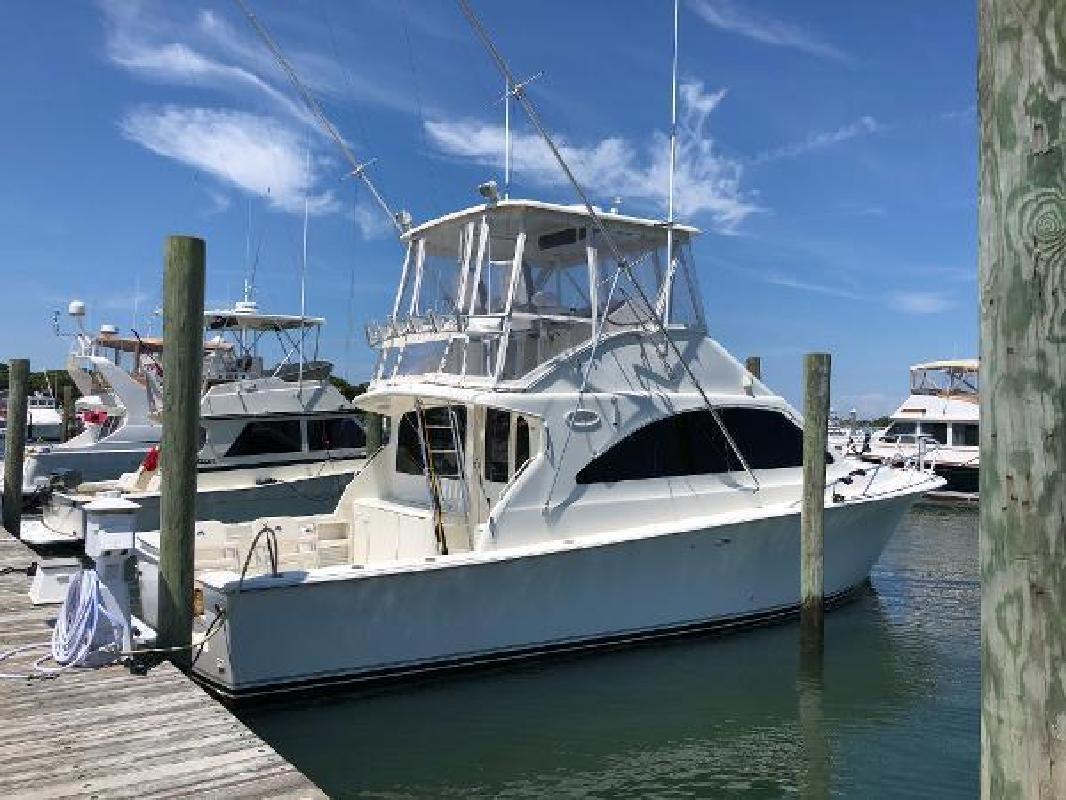 2001 Ocean Yachts 40 Super Sport Montauk NY