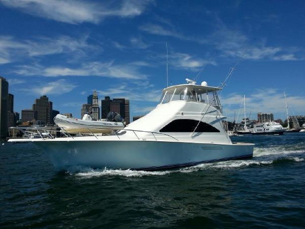 2004 Ocean Yachts 50 Super Sport Stuart FL
