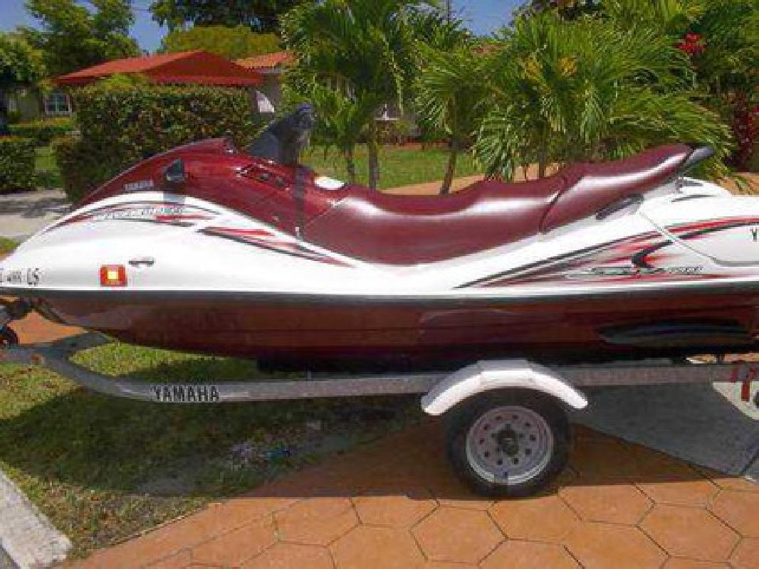 Yamaha Jet Ski Suv Seater For Sale In Miami Florida