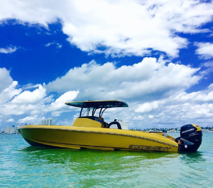 2016 Statement Marine 35 SUV Pompano Beach FL