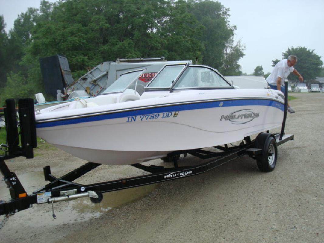 2006 21' Nautique SV-211 limited edition